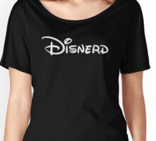 Disnerd Women's Relaxed Fit T-Shirt