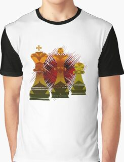 Chess Mate Number Two Graphic T-Shirt
