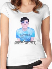 Amazingphil Women's Fitted Scoop T-Shirt