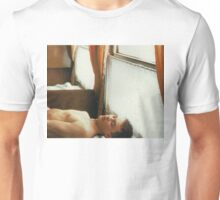 Windowed Boy Unisex T-Shirt