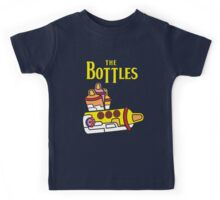 The Bottles  Kids Tee