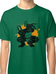 Nunchaku Warrior Classic T-Shirt