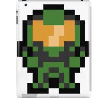 Pixel Master Chief iPad Case/Skin