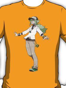 Pokemon Black and White - Trainer N T-Shirt