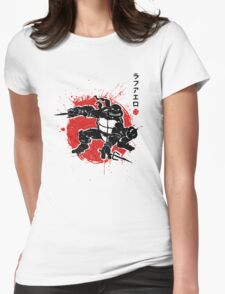Sai Warrior Womens Fitted T-Shirt