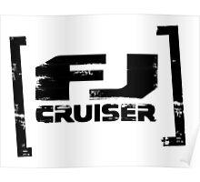 FJ Cruiser Poster