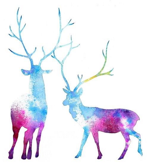 My Deer Universe by Annya Kai