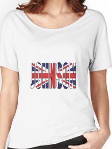 Johnson (UK) Women's Relaxed Fit T-Shirt