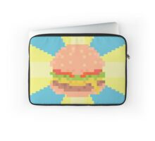 8-bite Burger Laptop Sleeve