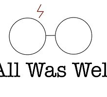 Harry Potter - All Was Well by Miriam2695