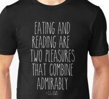 An Admirable Combo Unisex T-Shirt