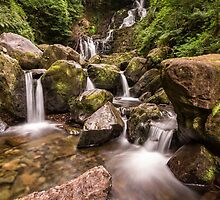 Torc Waterfall - Killarney, Kerry by Royston Palmer