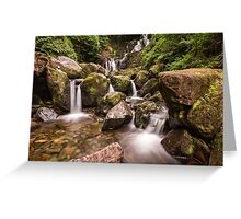 Torc Waterfall - Killarney, Kerry Greeting Card
