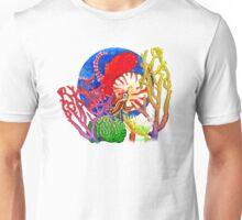 Vibrant Ocean Unisex T-Shirt