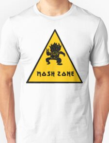 Metal Mosh Zone Unisex T-Shirt