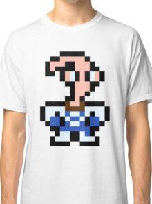 Pixel Earthworm Jim Classic T-Shirt