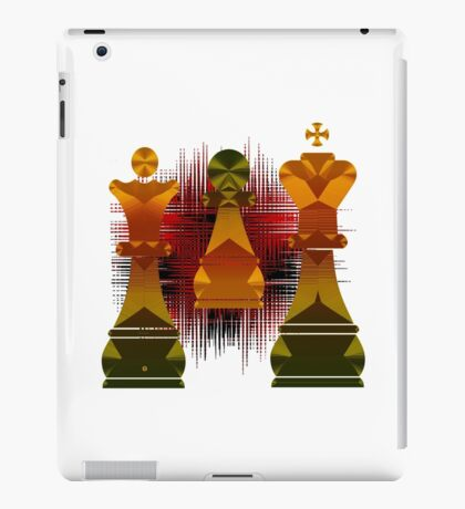 Chess Mate Number Ten iPad Case/Skin