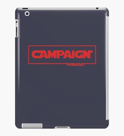 Campaign iPad Case/Skin
