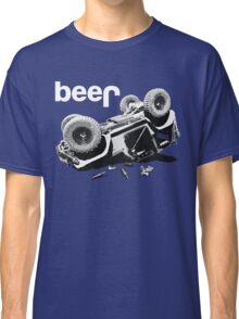 """Funny """"beer"""" 4x4  Classic T-Shirt"""