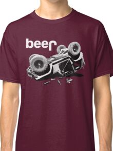 "Funny ""beer"" 4x4  Classic T-Shirt"
