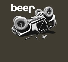 "Funny ""beer"" 4x4  T-Shirt"