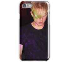 Max Becker SWMRS iPhone Case/Skin