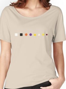 The Witness - Puzzle Types Women's Relaxed Fit T-Shirt
