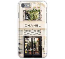 Chanel xoxo iPhone Case/Skin