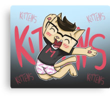 Catiplier Canvas Print