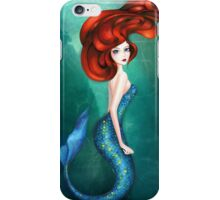 Little Mermaid iPhone Case/Skin