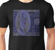 george washington blow nose Unisex T-Shirt