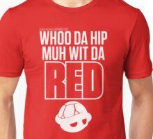 Inside Gaming: WHOO DA HIP MUH WIT DA RED Unisex T-Shirt