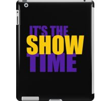 Show Time iPad Case/Skin