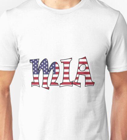 Mia (USA) Unisex T-Shirt