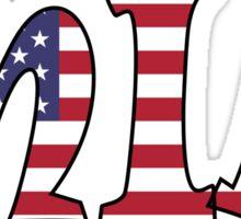 Mia (USA) Sticker
