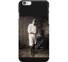 Babe Ruth iPhone Case/Skin
