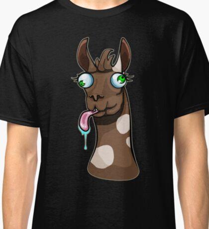 Goofy Llama Classic T-Shirt