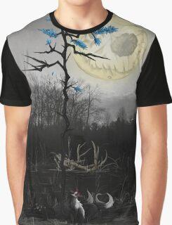 Dark Fox Graphic T-Shirt