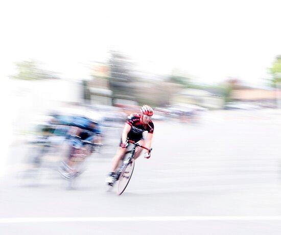 Speeding into the Curve by Buckwhite
