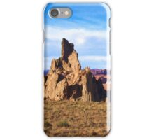 Church Rock a la Van Gogh iPhone Case/Skin