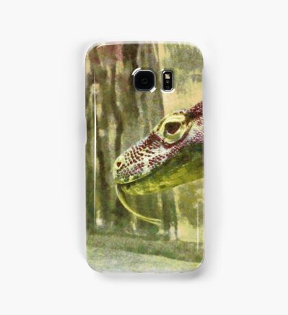 Moving slowly and deliberately Samsung Galaxy Case/Skin