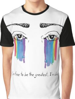 Sia the greatest Graphic T-Shirt