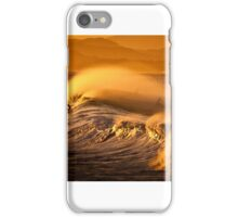 Sunset Surfing  iPhone Case/Skin