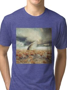Land of the overgrown Tri-blend T-Shirt