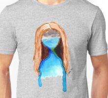 Melting as an Ocean Unisex T-Shirt