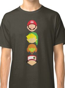 Nintendo Greats - Vertical Classic T-Shirt