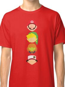 Nintendo Greats - Vertical Classic T-Shirt