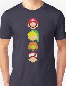 Nintendo Greats - Vertical Unisex T-Shirt