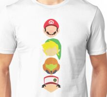Nintendo Greats - Vertical Unisex T-Shirt