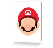 Mario - Nintendo Greeting Card
